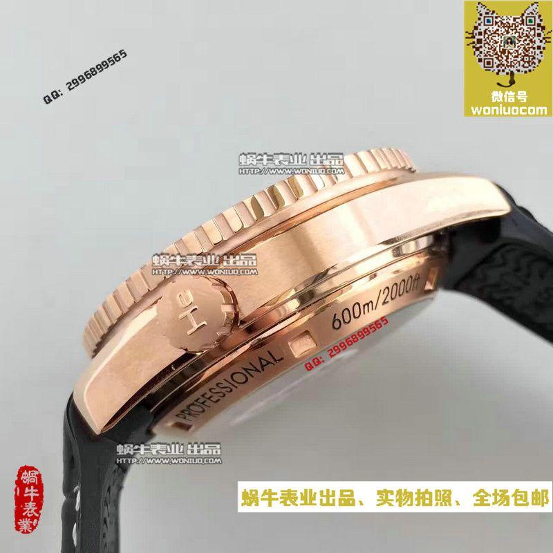 【KW厂一比一精仿手表】欧米茄海马系列215.63.46.51.01.001 机械腕表腕表 / M005
