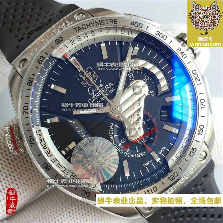 【HBBV6超A复刻手表】泰格豪雅超级卡莱拉系列CAV5115.BA0902腕表 / TG002