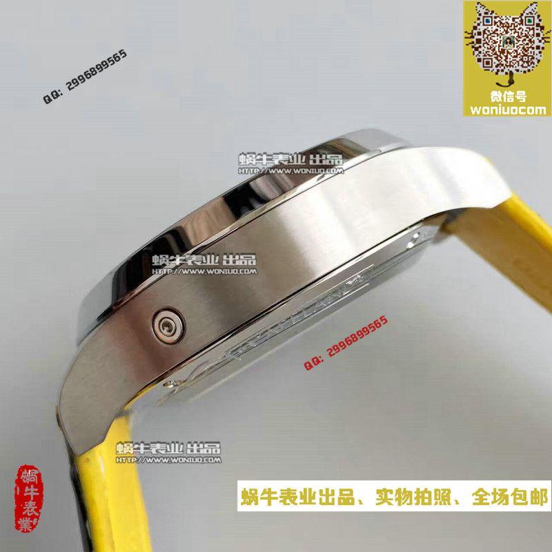 【BM厂超A高仿手表】名士卡普蓝系列M0A10282腕表 / MS002