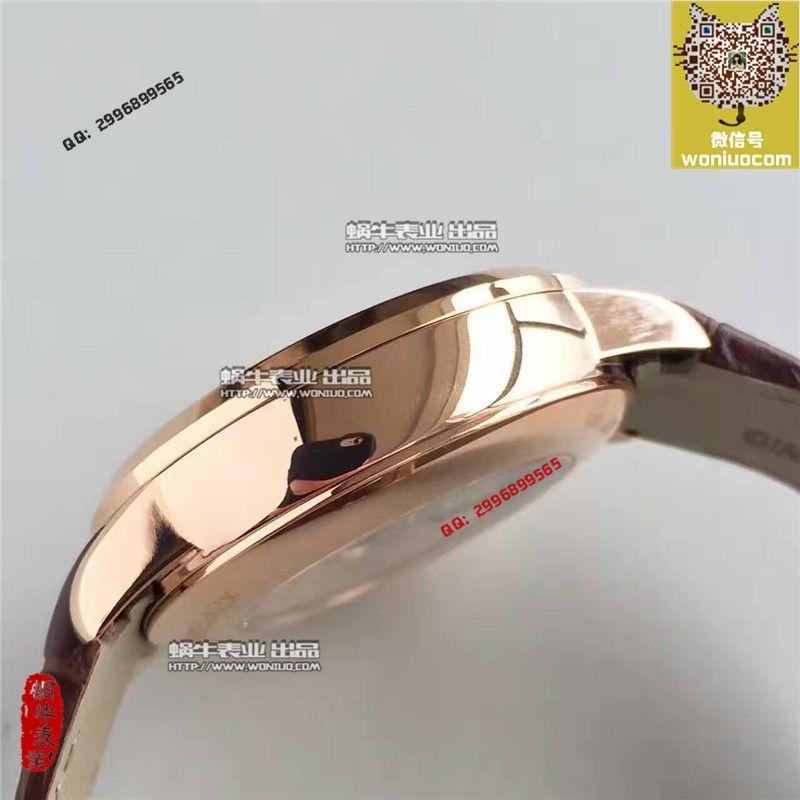 【TF厂超A精仿手表】芝柏男表系列49544-52-131-BBB0腕表 / JP02