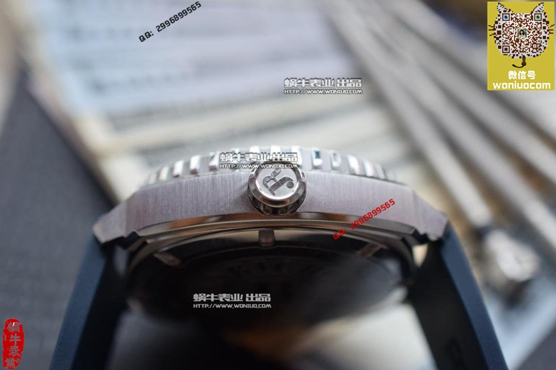 【实拍图鉴赏】超A精仿手表之尚维沙 Aquascope系列 60400-11D401-FK4A腕表