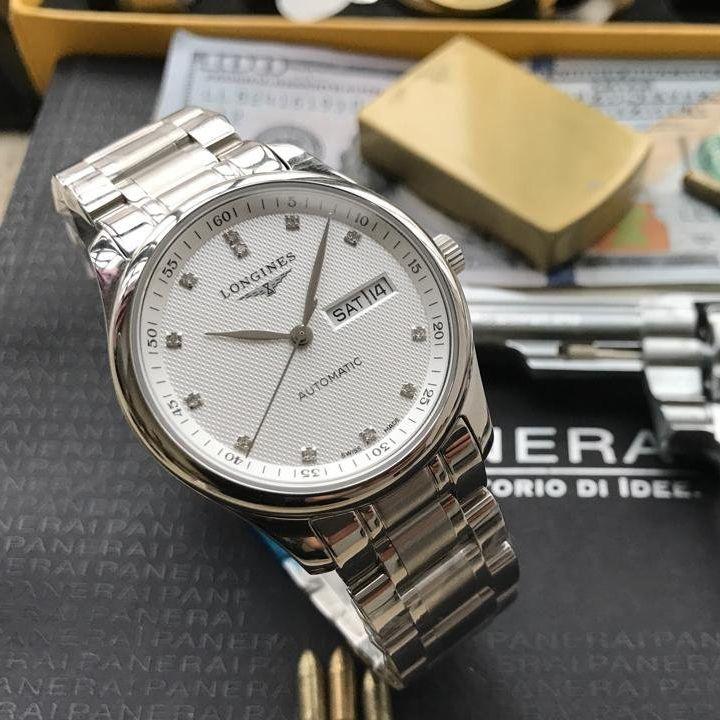 【视频评测YL厂一比一精仿手表】浪琴名匠双历最强版本媲美正品L2.755.4.77.6男表价格报价