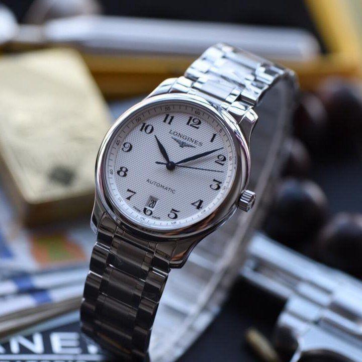 【视频解析MK厂1:1超A高仿手表】浪琴名匠制表传统系列L2.628.4.78.6男表价格报价