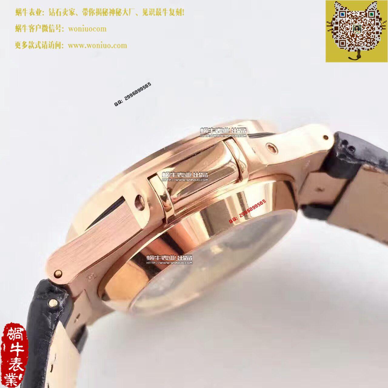 【BP厂一比一精仿手表】百达翡丽运动系列5980/1AR-001男表
