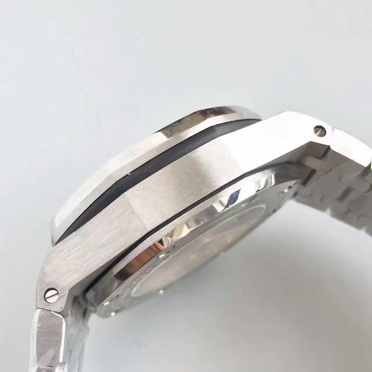 【JF厂超A精仿】爱彼皇家橡树离岸型系列26470ST.OO.A027CA.01机械腕表《钢带》