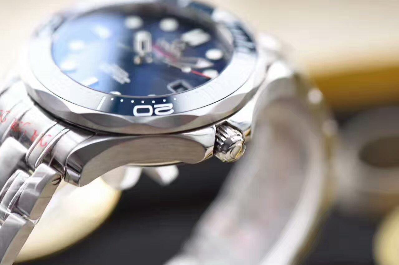 【bp厂一比一复刻手表】欧米茄海马系列 007五十周年限量版 212.30.图片