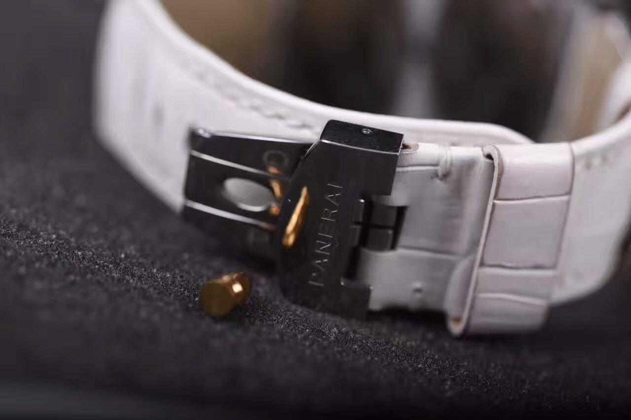 【KW厂顶级复刻手表】沛纳海LUMINOR系列PAM 00049女士腕表 / PAM00049