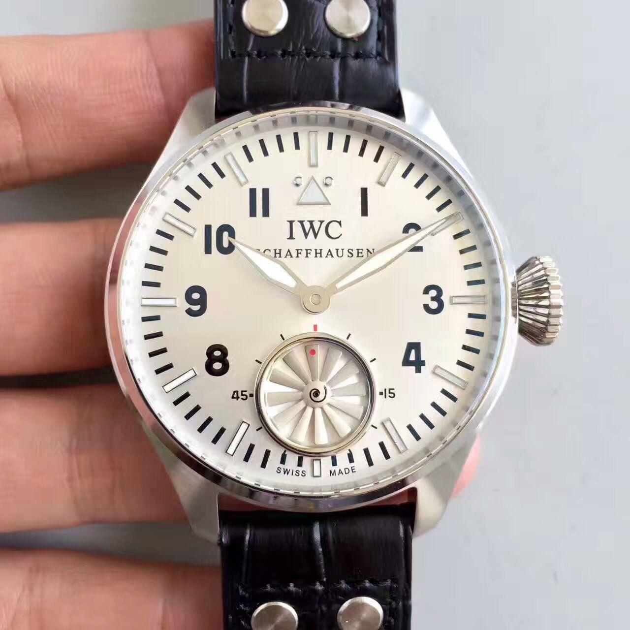 【KW厂1:1复刻手表】万国飞行员IW500301(俗称涡轮大飞) 最新终极升级版 / WG109