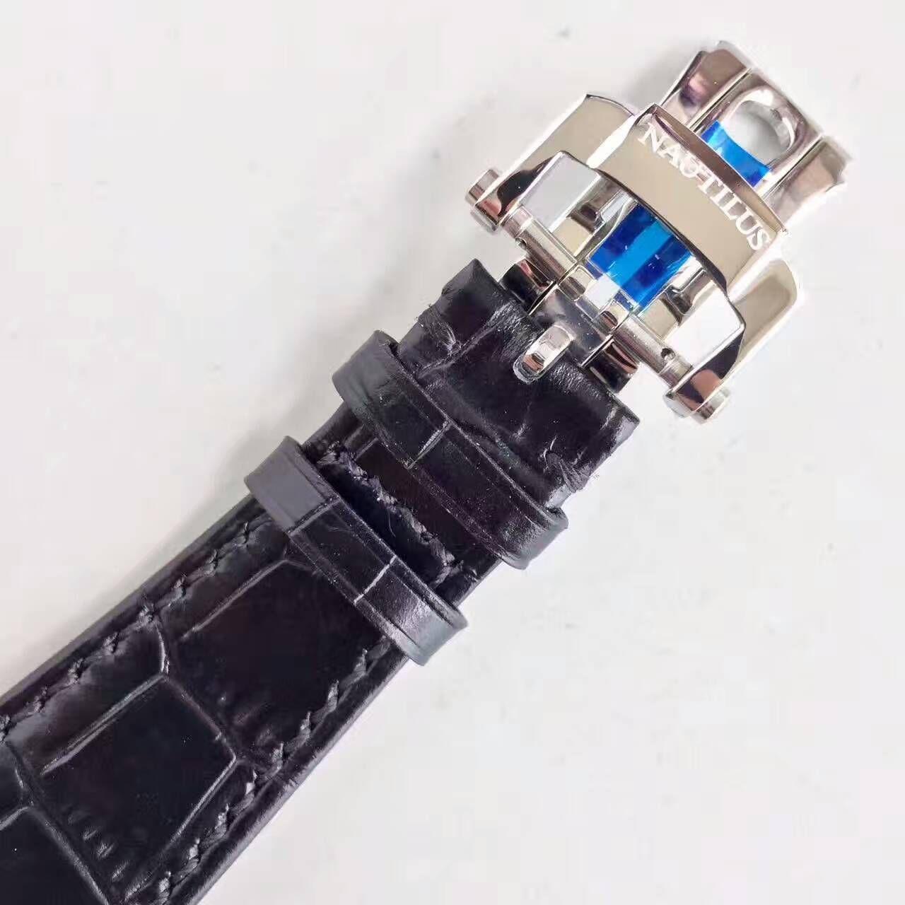【KM一比一精仿手表】百达翡丽Nautilus系列精钢男表5726A-001