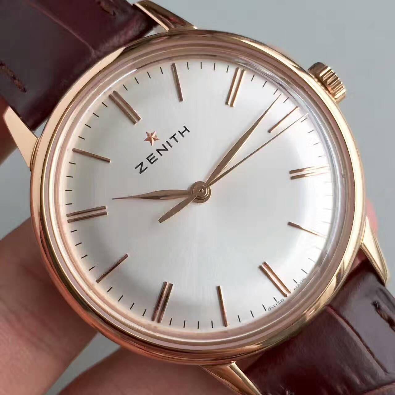 【ND厂一比一复刻手表】真力时ELITE系列18.2270.6150/01.C498腕表 / ZSL031