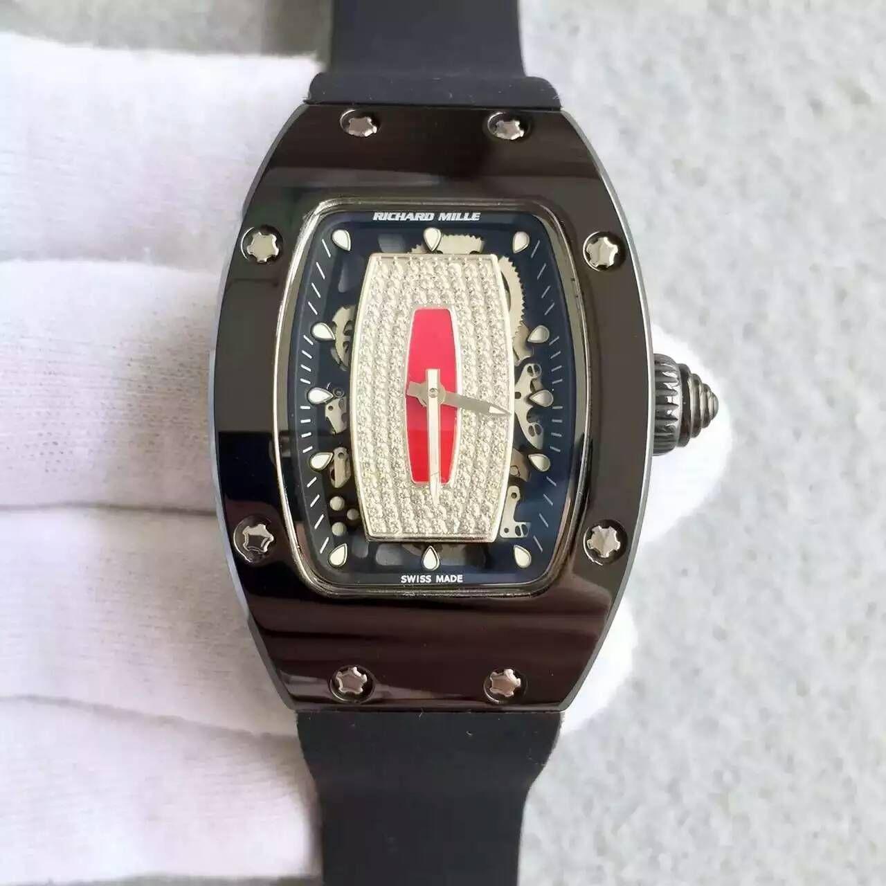 里查德米尔女士系列RM 07-01机械腕表
