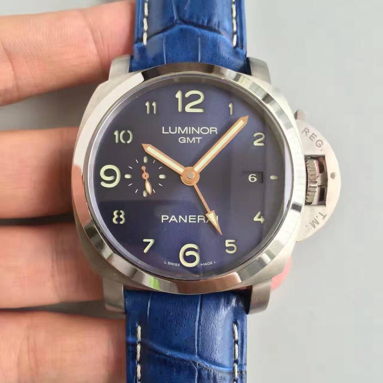 【ZF厂超A精仿手表】沛纳海LUMINOR 1950系列PAM00437腕表