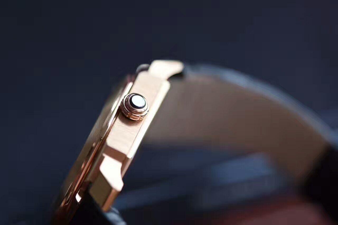【TF厂1:1复刻手表】宝格丽OCTO系列《手动陀飞轮》102346 BGOP40BGLTBXT腕表 / BG009