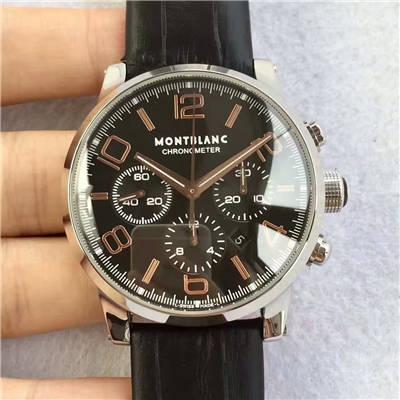 【台湾厂1比1超A复刻手表】万宝龙时光行者系列U0101548腕表