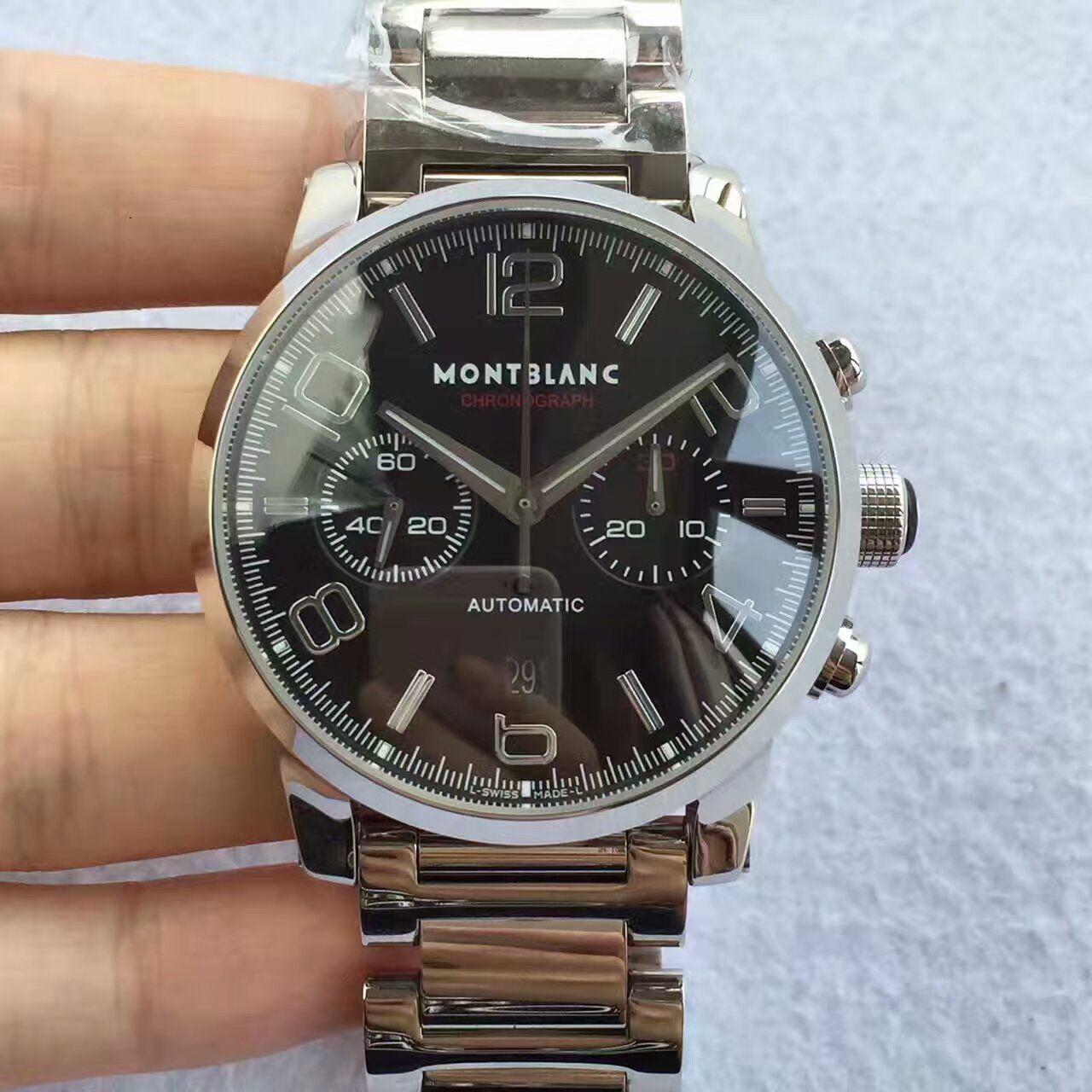 【台湾厂顶级复刻手表】万宝龙时光行者系列U036972腕表