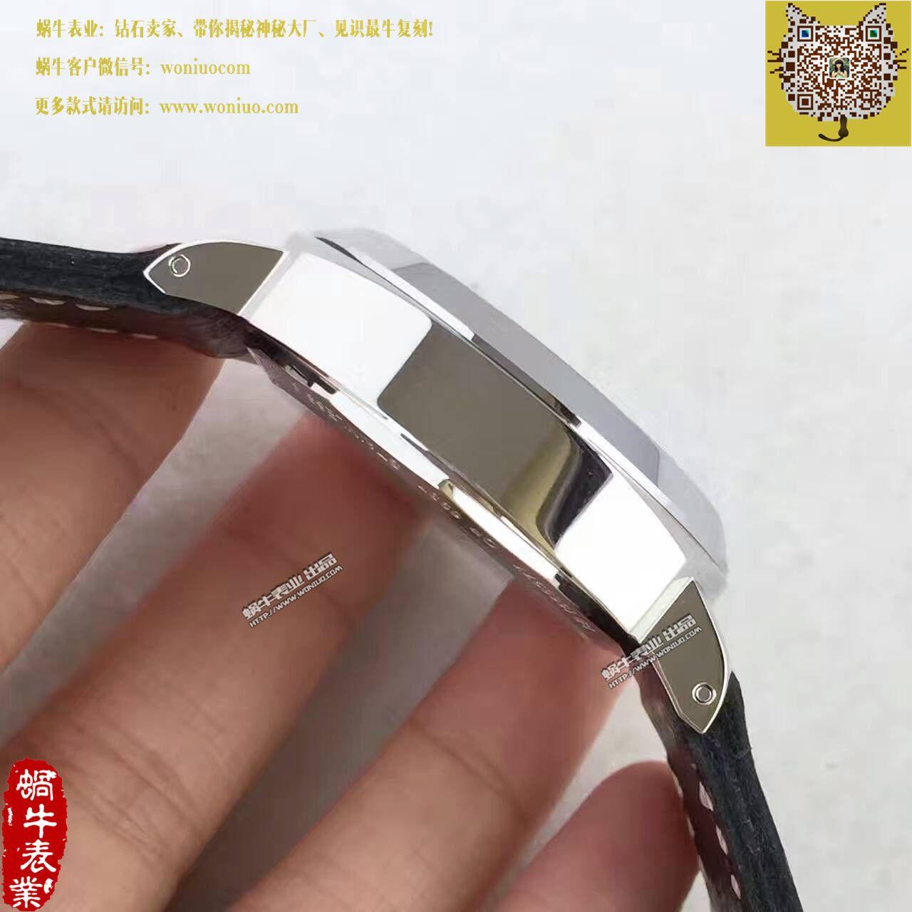 【KW厂1比1超A精仿手表】沛纳海LUMINOR系列PAM00510腕表 / PA015