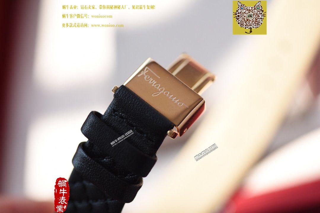 原单正品❣真正的美表菲拉格慕新款FG4女士腕表 / 菲拉格慕FG4
