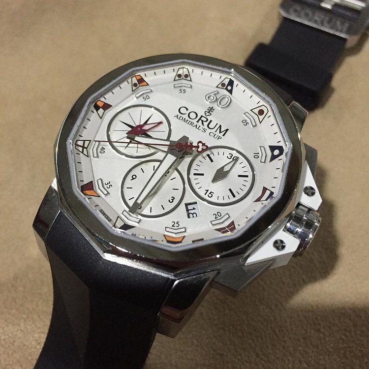 【HBBV6厂一比一超A高仿手表】昆仑海军上将杯系列753.671.20/F371 AA52腕表