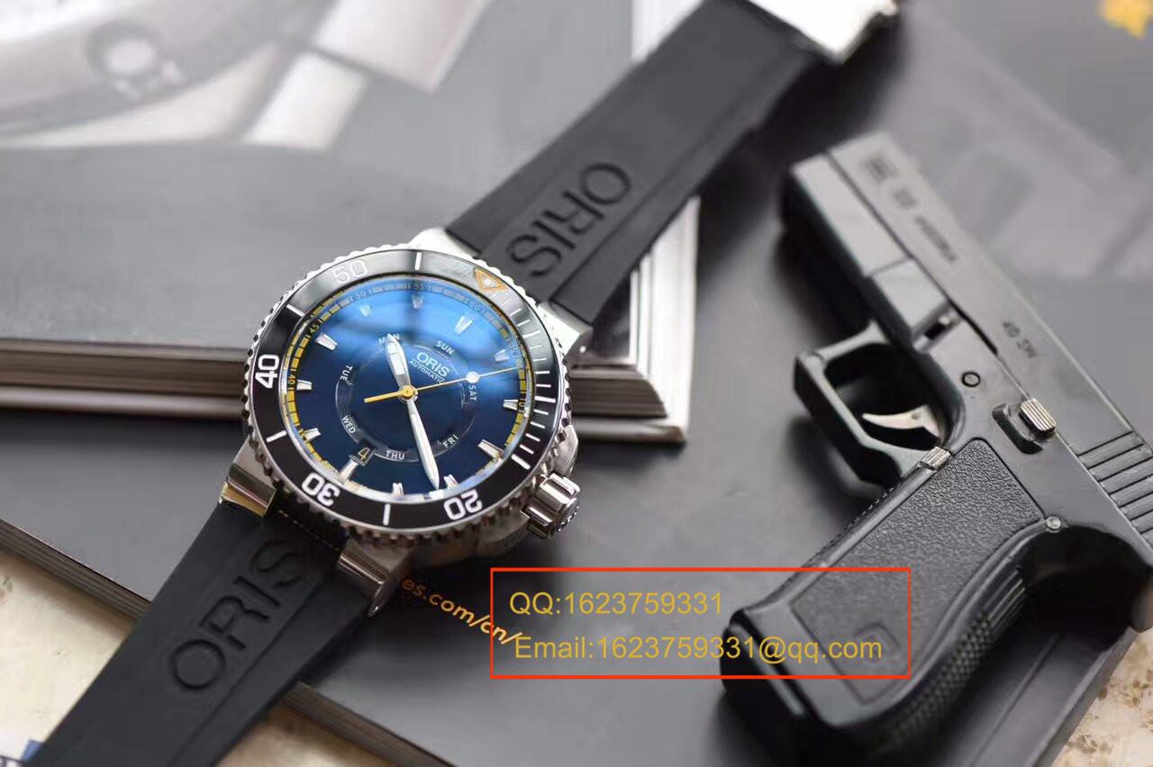 【一比一超A高仿手表】豪利时潜水系列01 735 7673 4185-Set RS腕表