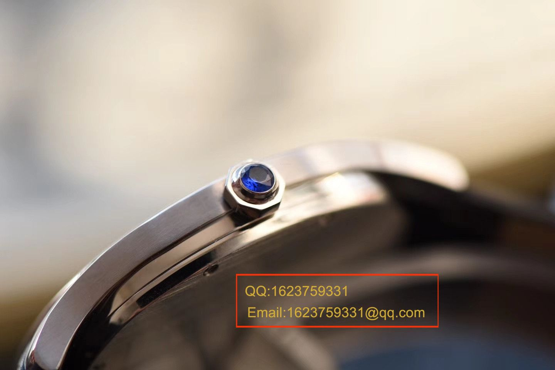 【SY一比一超A精仿手表】卡地亚DRIVE DE CARTIER 系列WGNM0007腕表 / KAG131