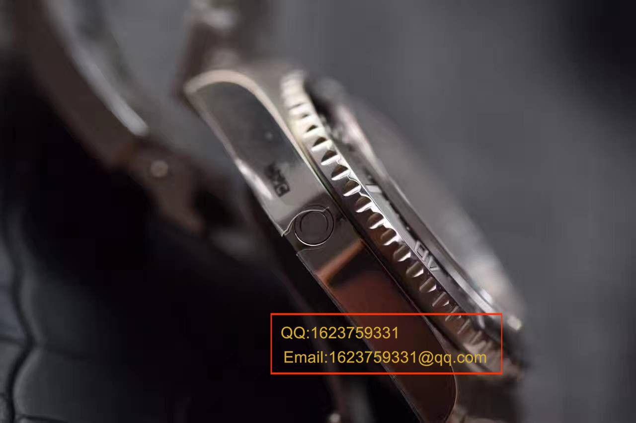 【N厂一比一超A高仿手表】最高版本劳力士恒动海使型小鬼王116660-98210 腕表 / RBB057