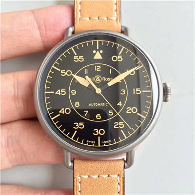 【BR一比一顶级精仿手表】柏莱士VINTAGE 系列WW1-92 HERITAGE腕表