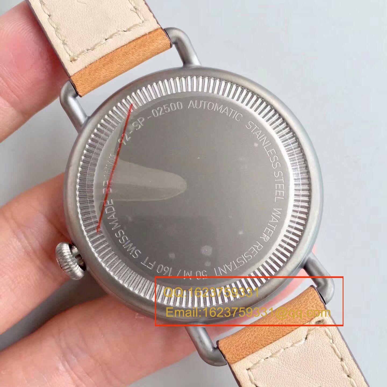 【BR一比一超A复刻手表】柏莱士VINTAGE 系列WW1-92 MILITARY腕表