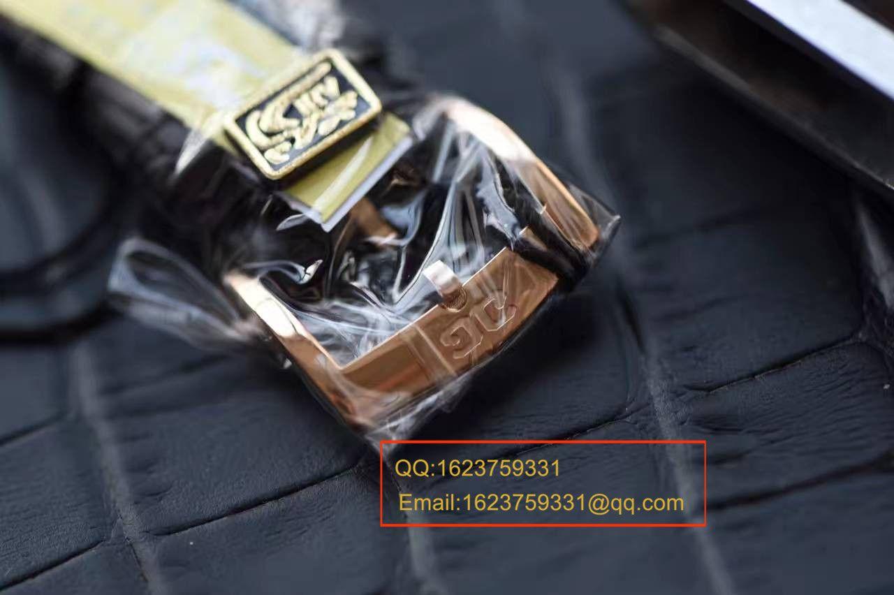 【独家视频解析】FK一比一精仿手表格拉苏蒂原创精髓系列1-39-59-01-05-04腕表 / GLAB037
