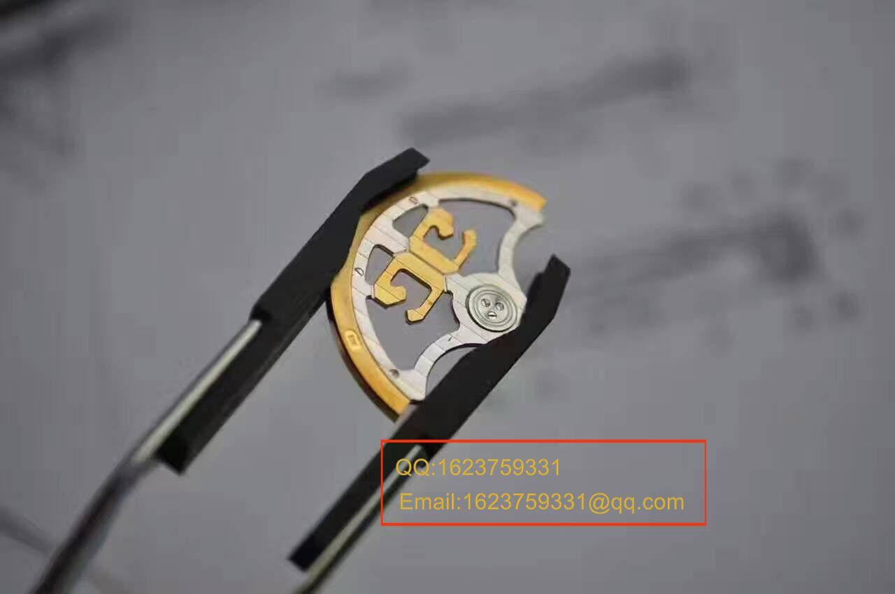 【独家视频测评】FK厂一比一超A高仿手表格拉苏蒂原创精髓系列1-36-01-01-02-01 / GLA0130