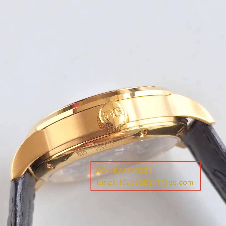 【GF厂一比一高仿手表】格拉苏蒂原创议员天文台腕表系列 94-11-01-01-04陀飞轮腕表 / GLA038