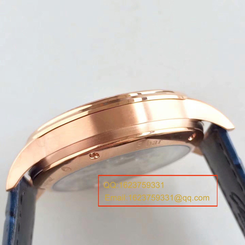 【GF一比一超A复刻手表】格拉苏蒂原创精髓议员天文台腕表系列 1-58-01-01-01-04腕表