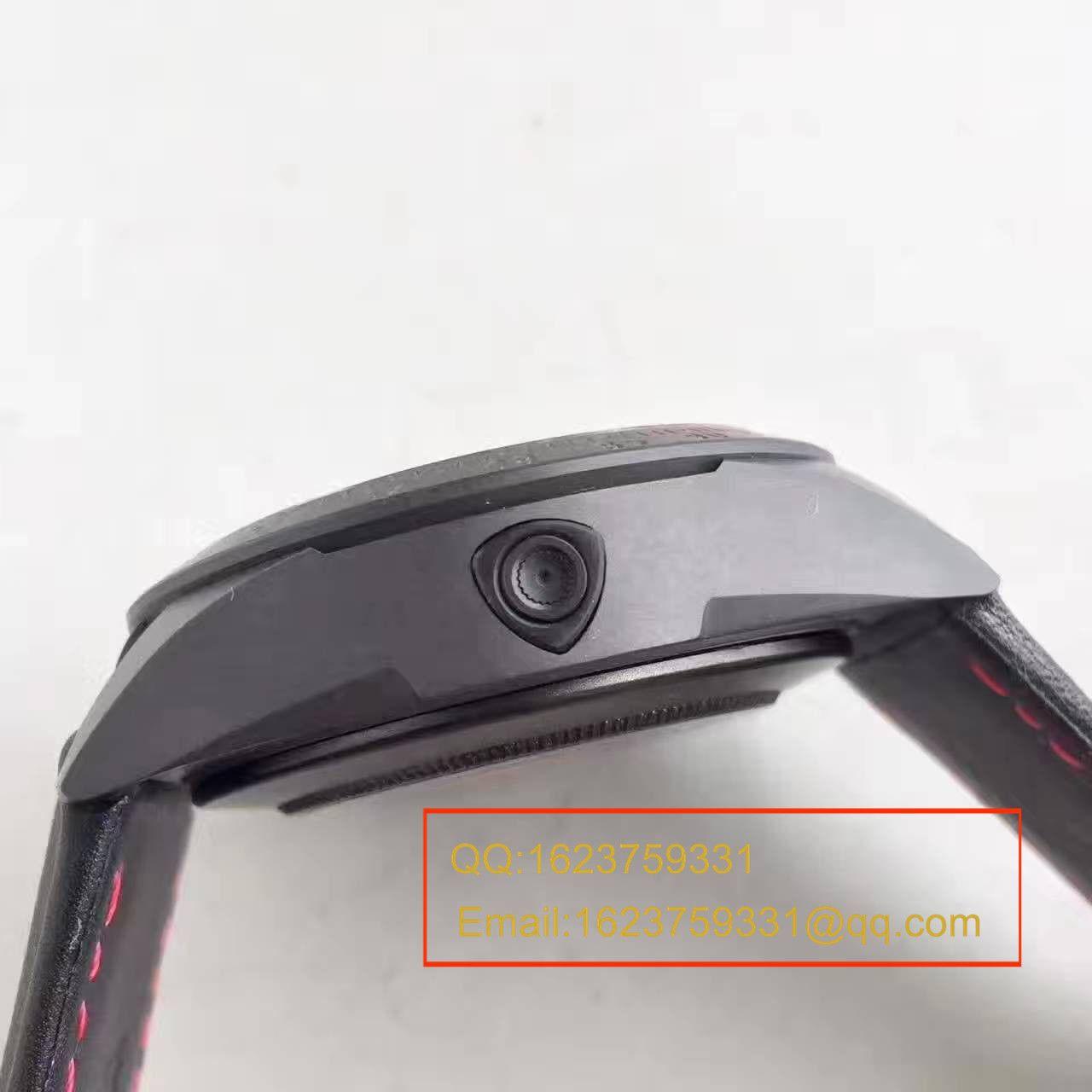 【ZF厂1:1复刻手表】帝舵《杜卡迪大魔鬼》FASTRIDER BLACK SHIELD系列42000CR橡胶表带腕表
