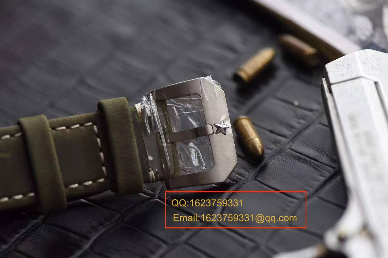 【独家视频评测XF厂一比一超A精仿手表】真力时复古飞行员系列11.1940.679 / 93.C800腕表 / ZSLB036