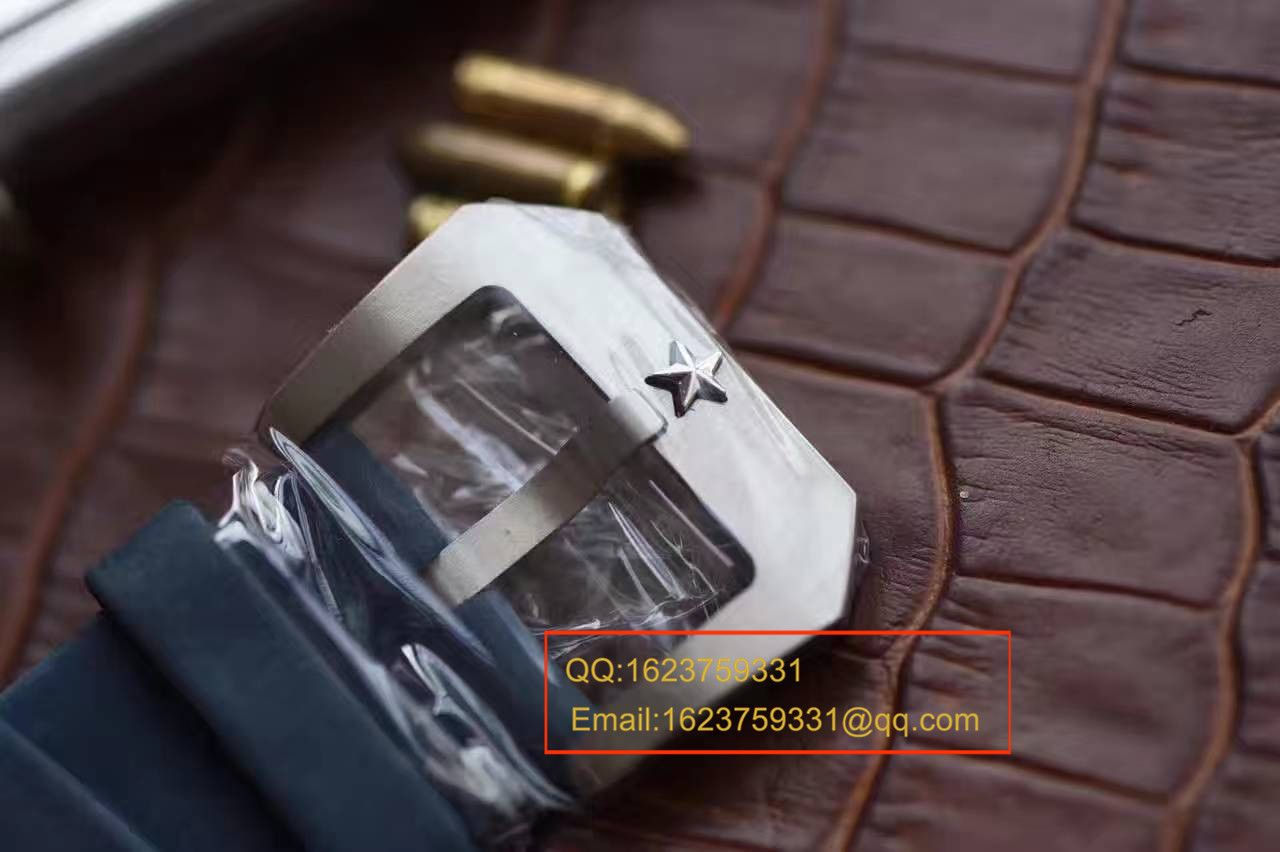 【独家视频测评XF厂一比一复刻手表】真力时Pilot Type 20 Extra Special Westime特别限量腕表 / ZSLBE015