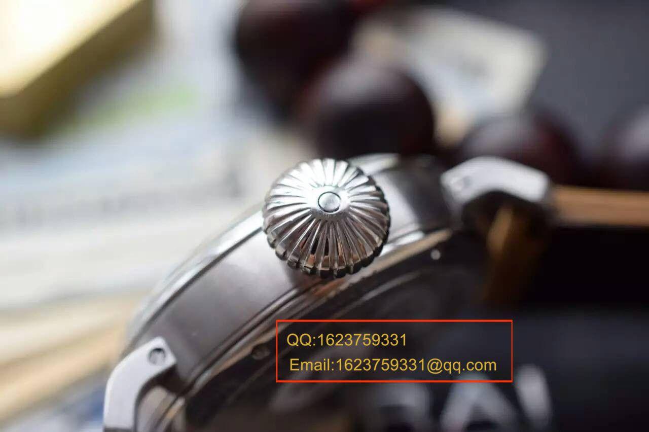 【独家视频测评KW厂顶级复刻手表】真力时大飞行员系列03.2430.3000/21.C738腕表 / ZSLB021