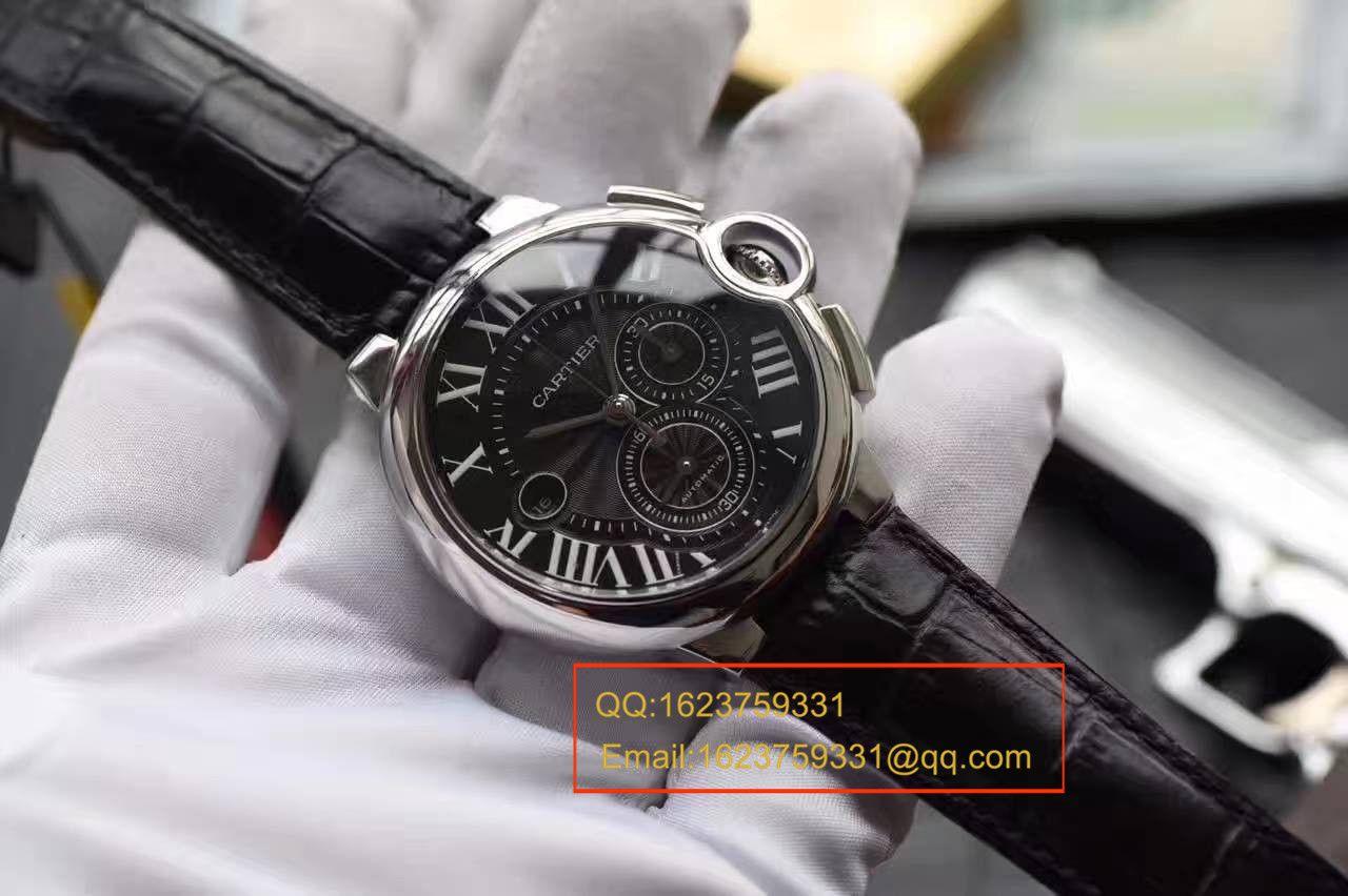 【独家视频测评OF厂一比一超A高仿手表】卡地亚蓝气球系列W6920052腕表