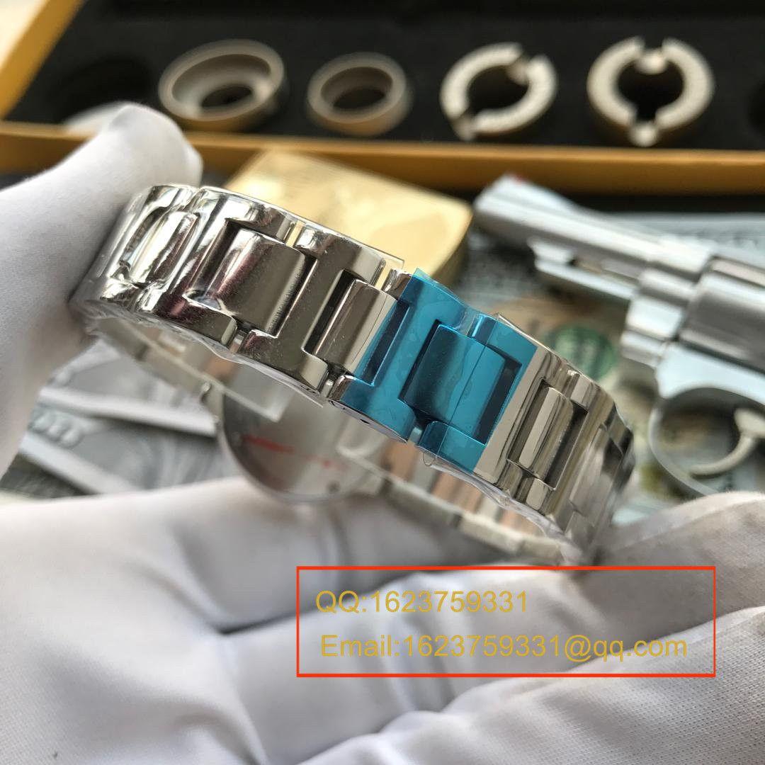 【视频解析小号蓝气球28毫米】V6厂1:1复刻手表之卡地亚蓝气球系列WE902052石英女表