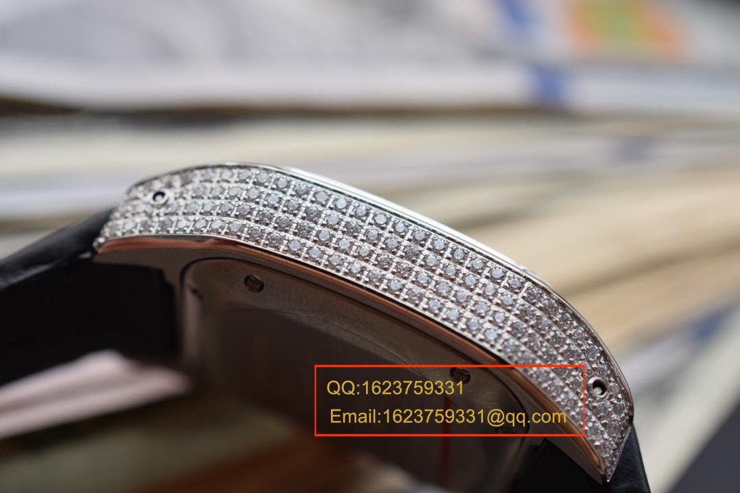 【独家视频测评】HBBV6厂卡地亚100周年款山度士系列满钻33 毫米女表 / 42毫男表