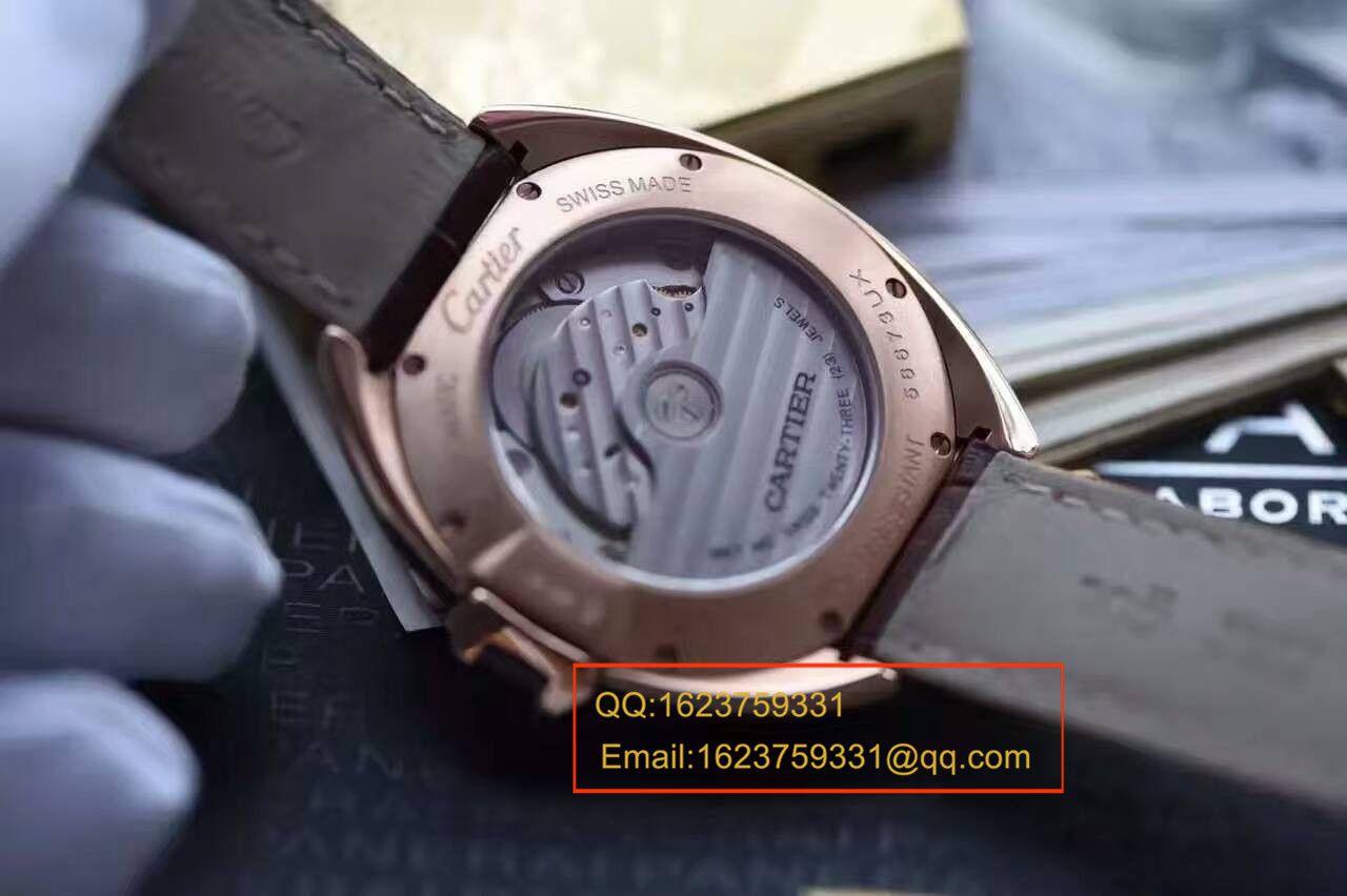 【KW厂一比一超A高仿手表】卡地亚钥匙系列WGCL0019男装40厘米腕表、WGCL0013女装35毫米 / KB0062