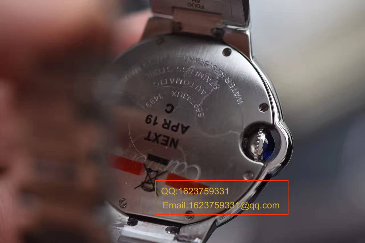 【HBBV6厂一比一超A高仿手表】卡地亚蓝气球系列WE9006Z3《大号36毫米》、中号33毫米WE902035女表