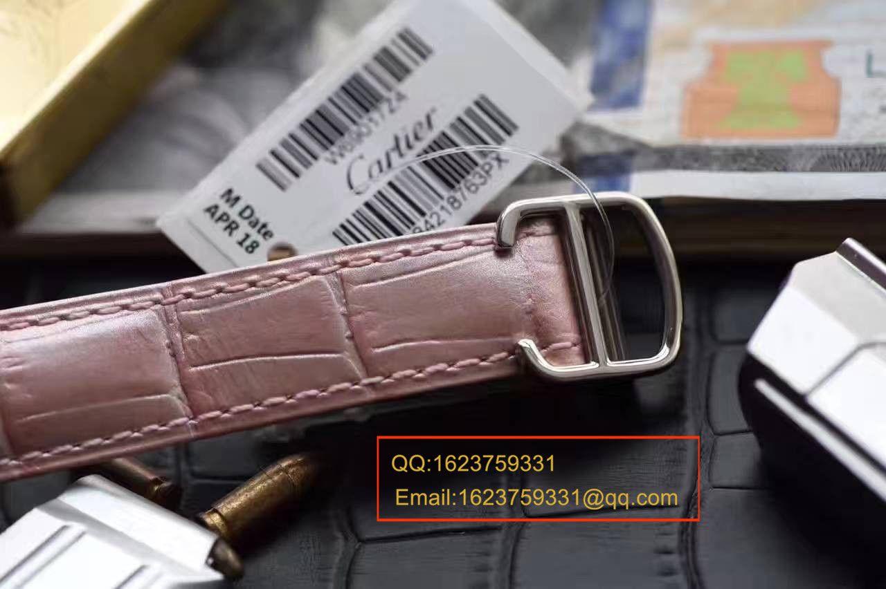 【HBBV6厂1:1顶级复刻手表】卡地亚36毫米大号WSBB0007、33毫米中号蓝气球WSBB0002女士腕表 / K100