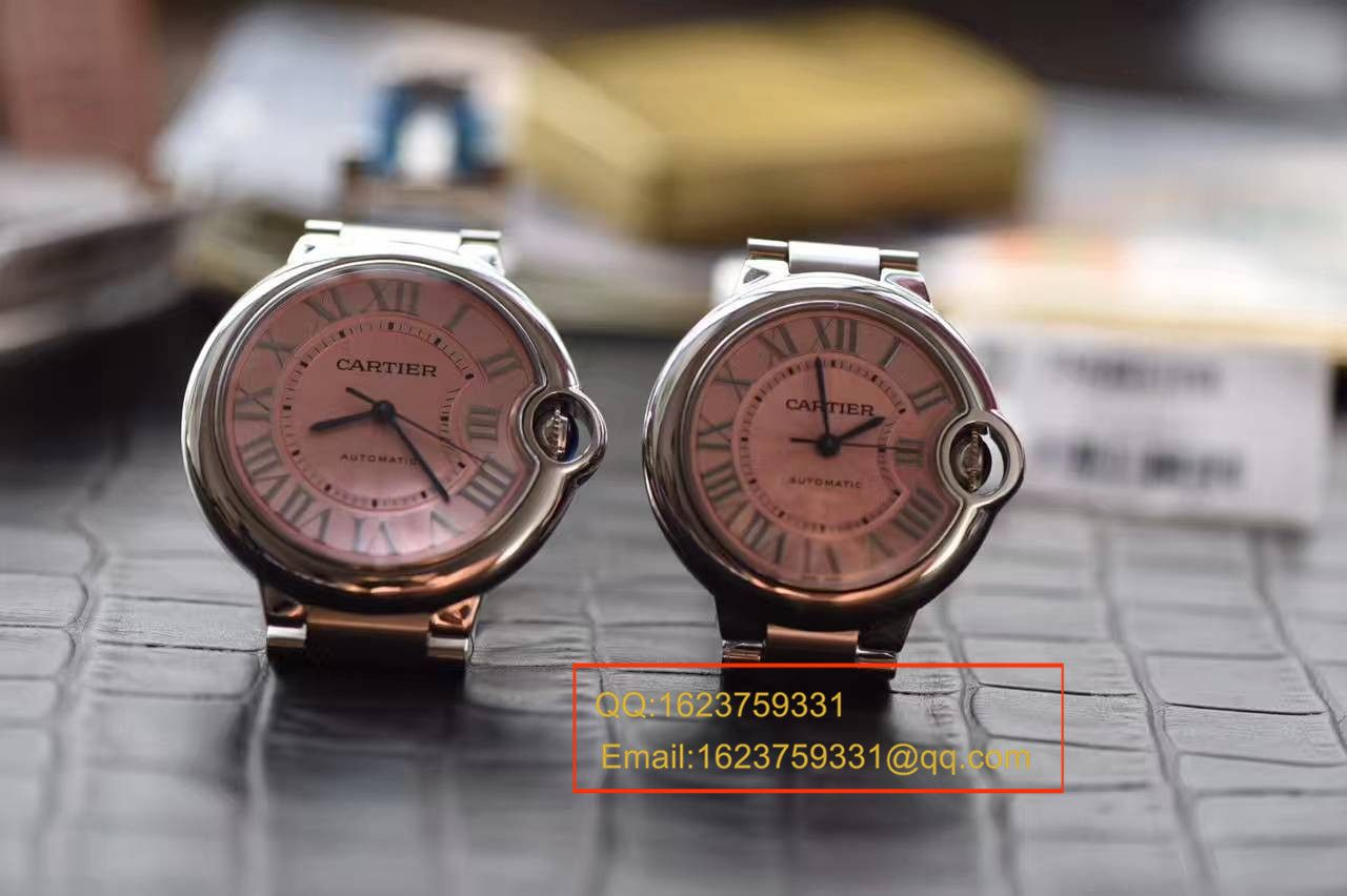 【HBBV6厂一比一顶级复刻手表】卡地亚蓝气球系列《33毫米》W6920100 《36毫米》W6920041机械腕表 / K093