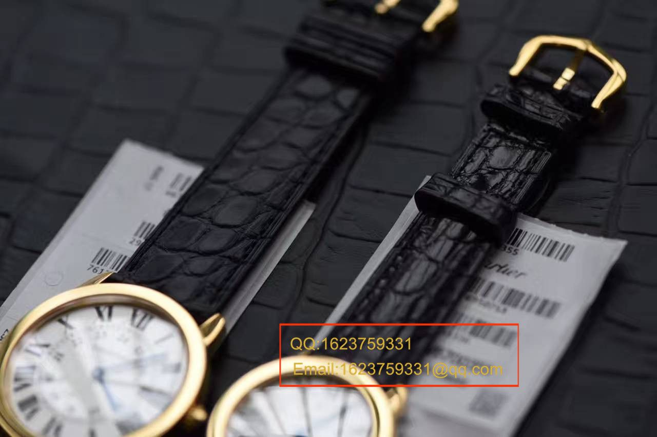 【独家视频测评K11厂1:1超A高仿手表】卡地亚伦敦SOLO系列W6700355和W6700455女表