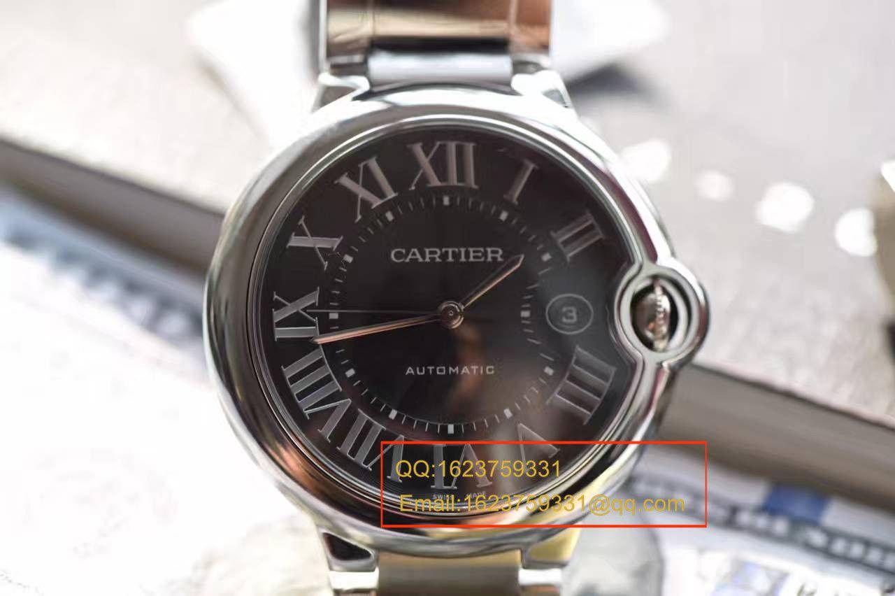 【HBBV6厂一比一精仿手表】卡地亚蓝气球系列W6920042腕表《男表42毫米》 / K044.1