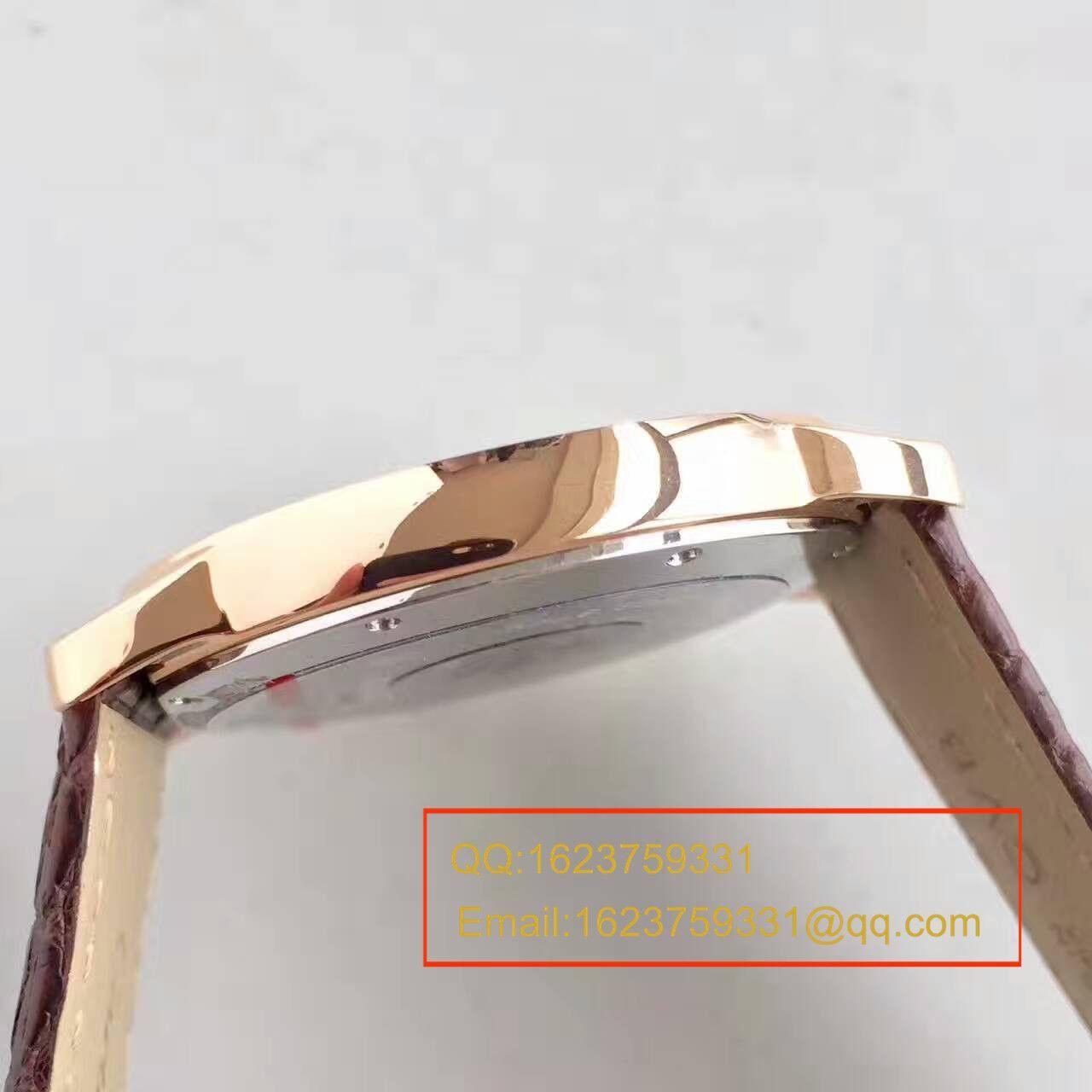 【K11厂一比一超A高仿手表】卡地亚RONDE DE CARTIER系列WR000351/WR000651腕表