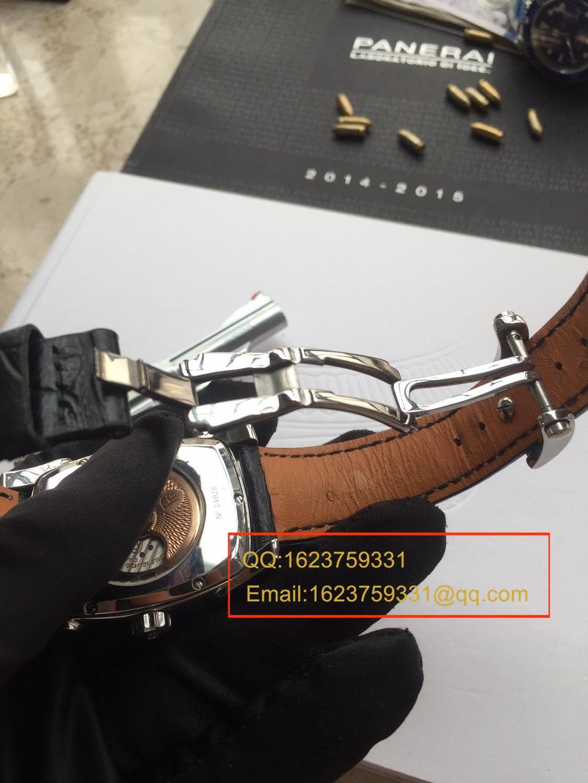 【独家视频测评TF厂1:1超A高仿手表】帕玛强尼KALPA GRANDE系列PF013473.01腕表 / PM011