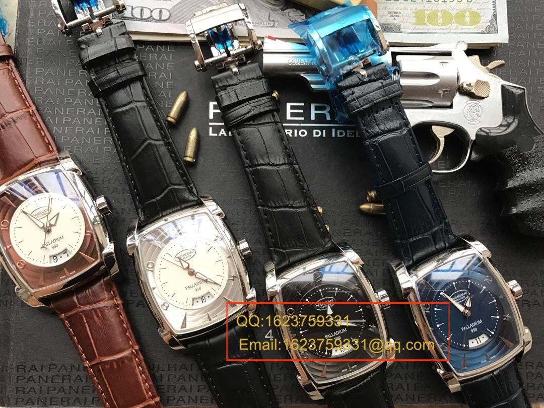 【独家视频测评TF一比一超A复刻手表】TF厂帕玛强尼新款Kapla系列珍珠陀新款