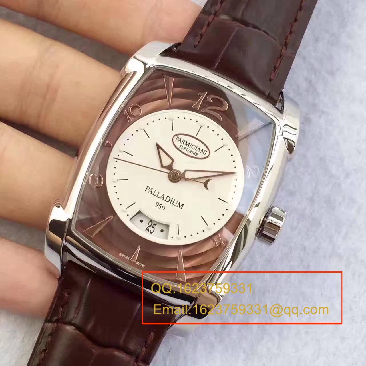 【独家视频测评TF厂顶级复刻手表】帕玛强尼新款Kapla系列珍珠陀新款 / PM009