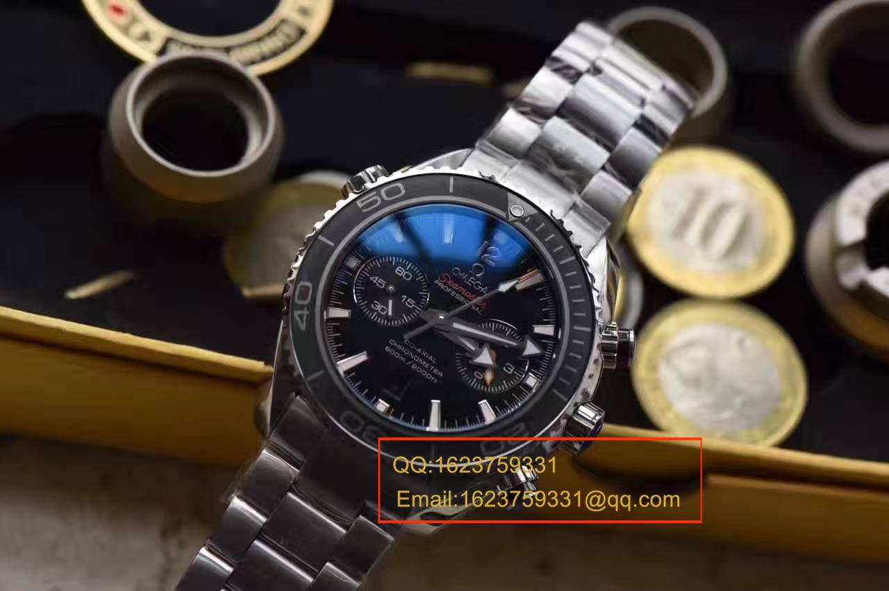 【KW厂一比一超A高仿手表】欧米茄海洋宇宙600M计时款232.30.46.51.01.001腕表 / MBA248