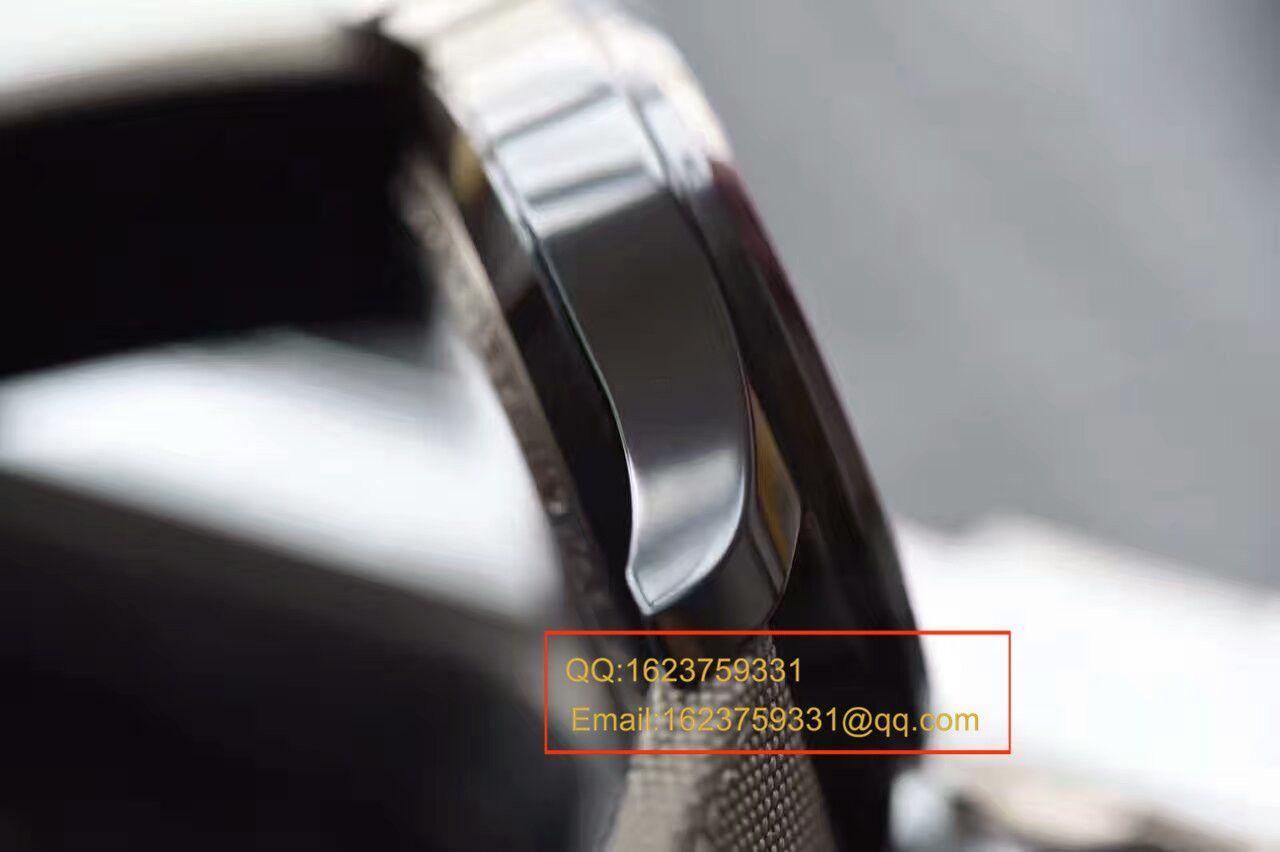 【独家视频测评】V6厂一比一超A精仿手表万国 TOP GUN MIRAMAR海军空战部队MIRAMAR 腕表系列IW388002
